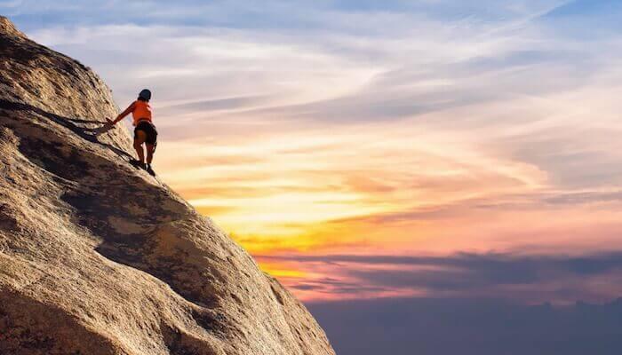 Höhenangst und Tiefe