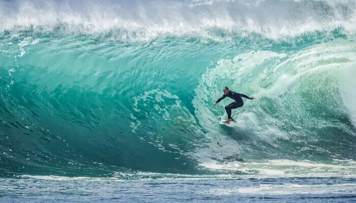 Wege aus der Angst, Wellenreiter